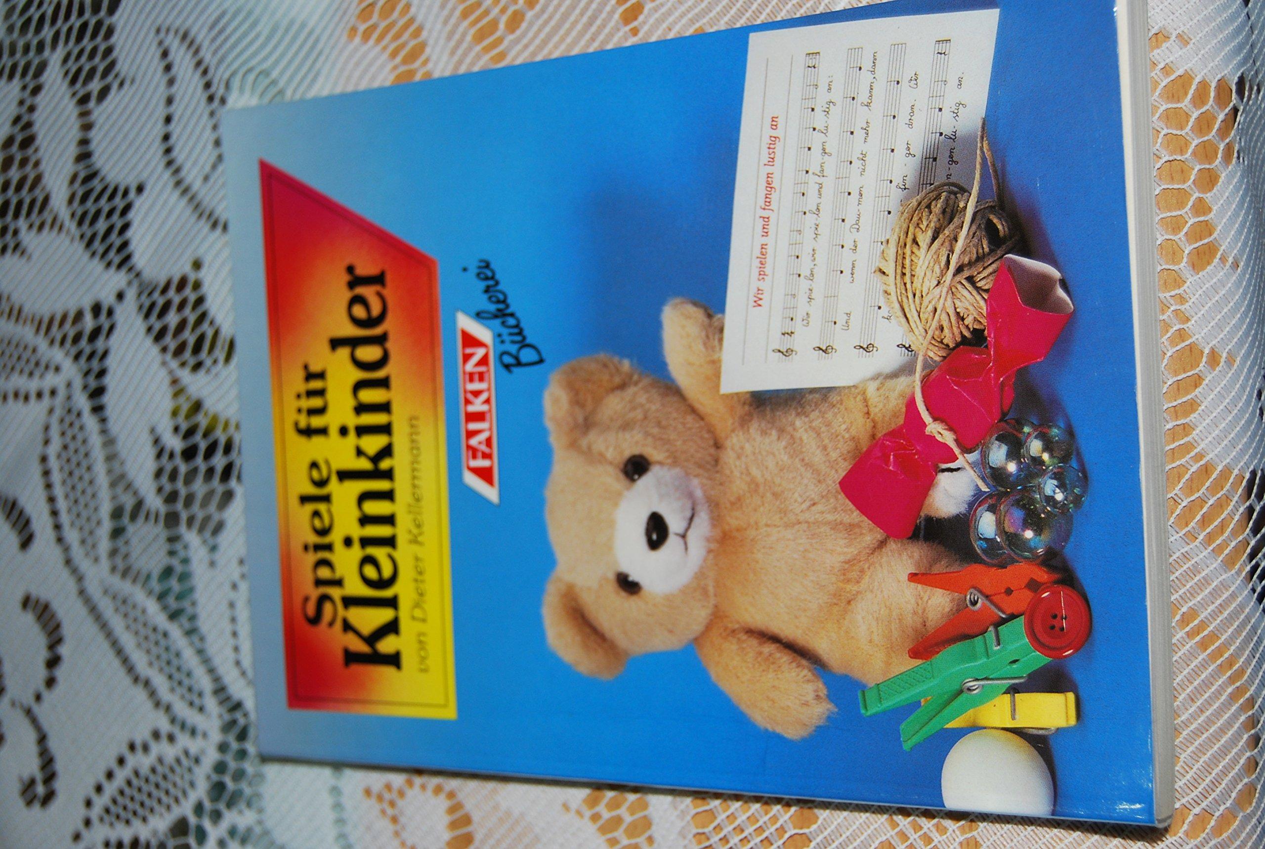 Spiele für Kleinkinder. ( Spiele Bibliothek).