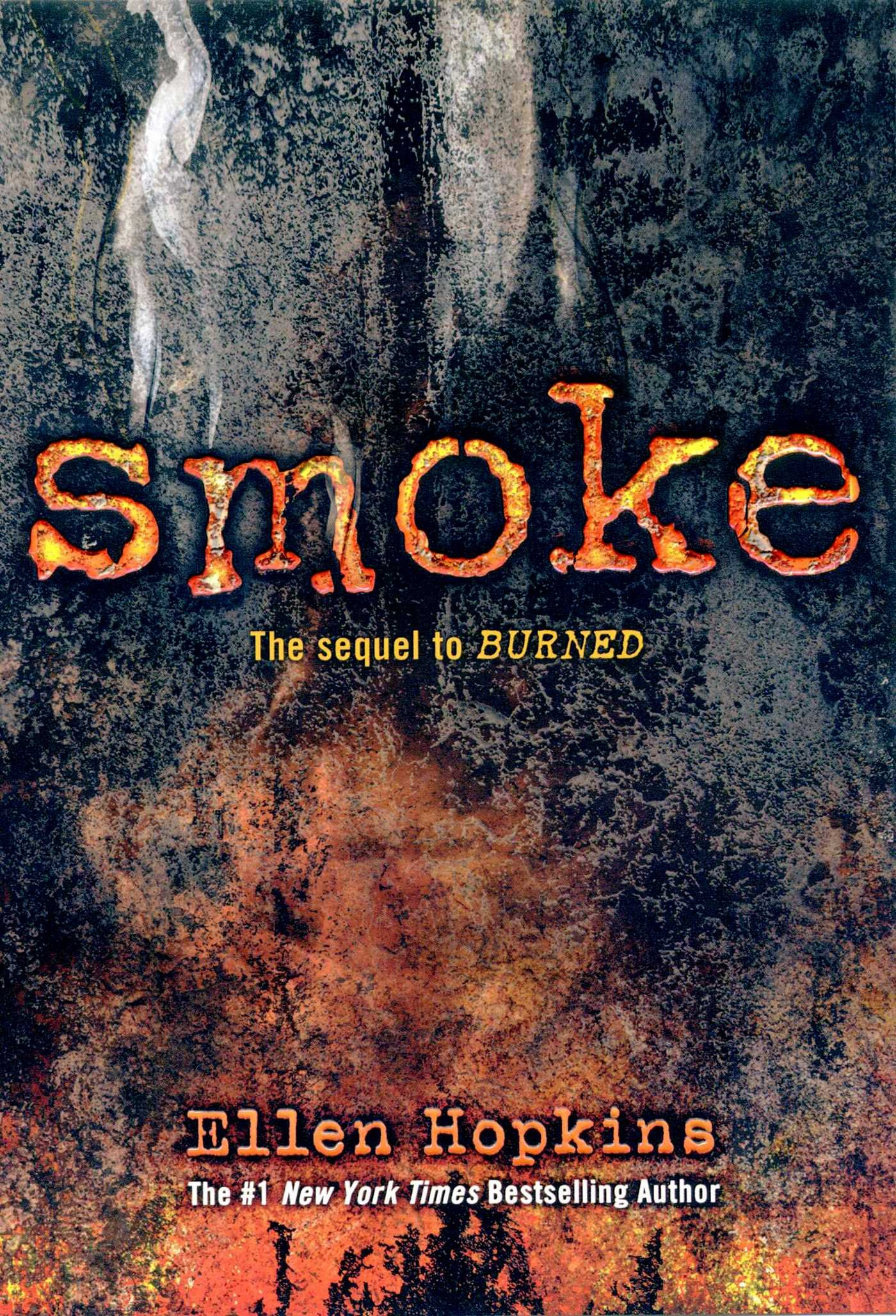 Smoke Ellen Hopkins product image