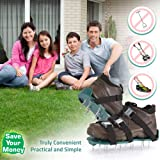 Abco Tech Lawn Aerator Shoes - for Effectively