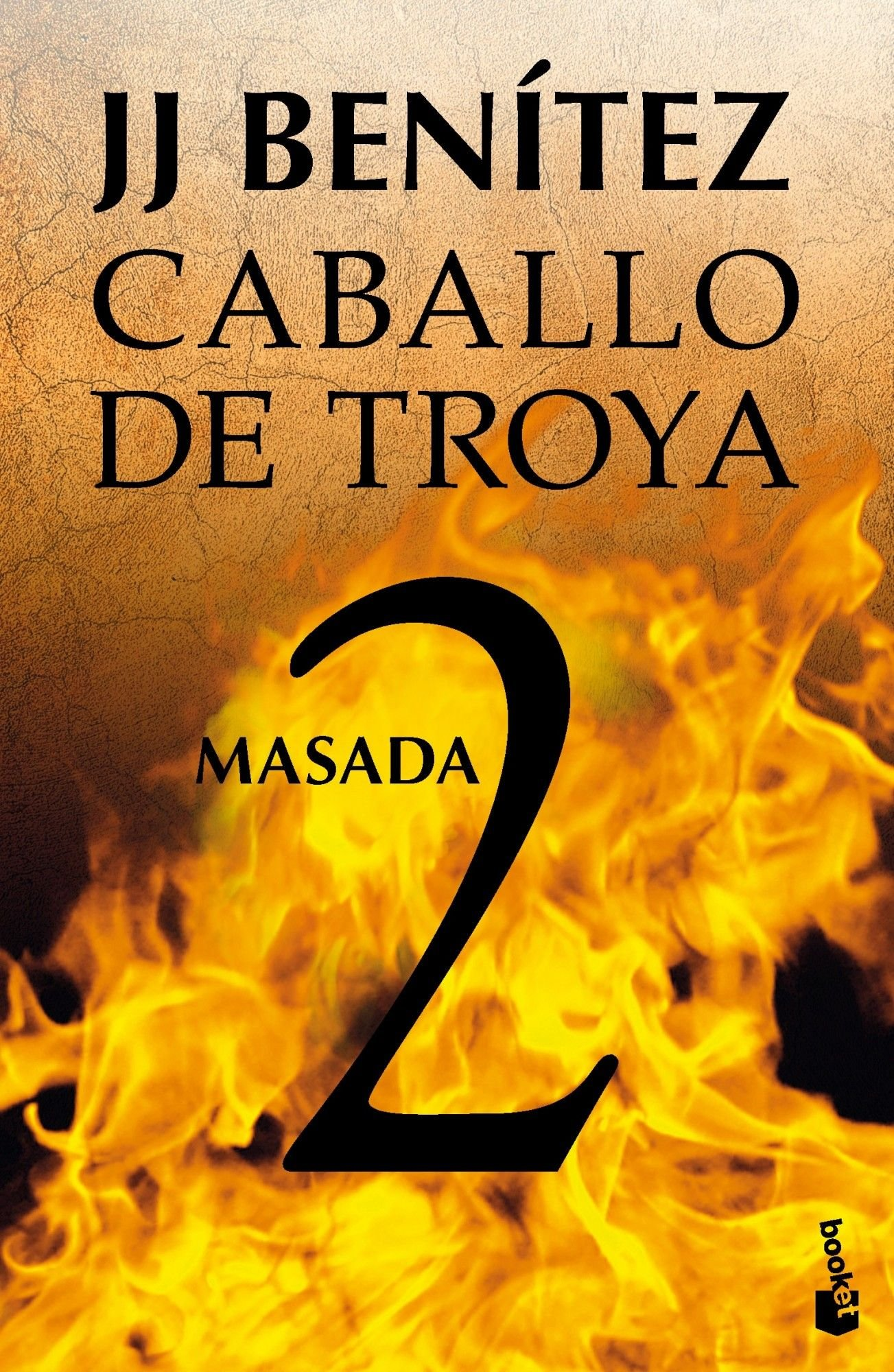 Masada. Caballo de Troya 2 (Gran Formato) Tapa blanda – 5 mar 2013 J. J. Benítez Booket 8408064045 Adventure