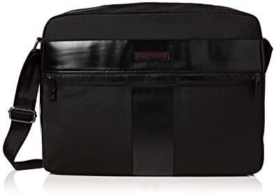 d00f67efe4 TOMMY HILFIGER ACCESSORI Men Tech Nylon Messenger Bag, black, size 0 ...