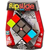 Flipslide Game, Electronic Handheld Game | Flip, Slide, and Match the Colors to Beat the Clock - 4 Game Modes…