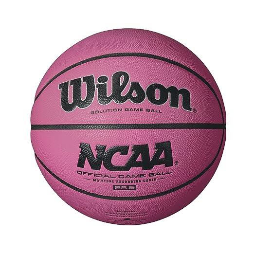 Wilson NCAA - Balón de Baloncesto de Juego, 28,5
