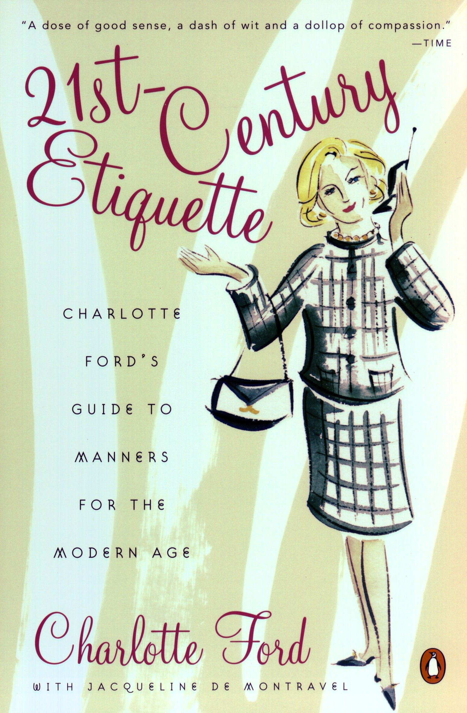21st-Century Etiquette: Charlotte Ford's Guide to Manners for the Modern Age by Penguin Books
