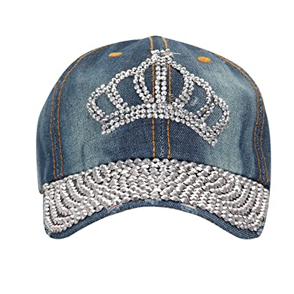 Buy FabSeasons Denim Jeans Studded Fancy Cap for Women Online at Low Prices  in India - Amazon.in 99970bce308
