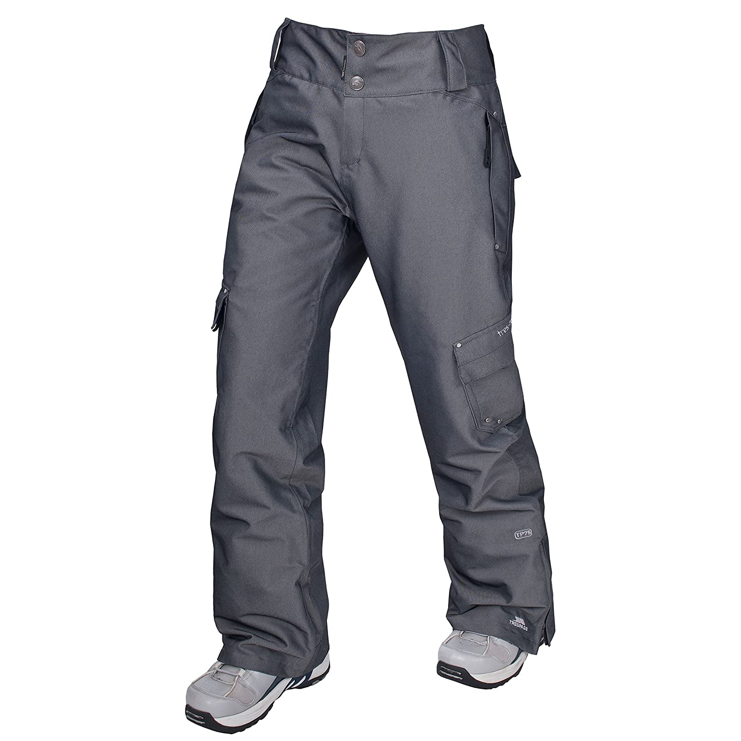 Trespass Damen Dropped Skihose, wasserfest
