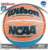 Wilson NCAA Hyper Shot Basketball, Blue/Orange