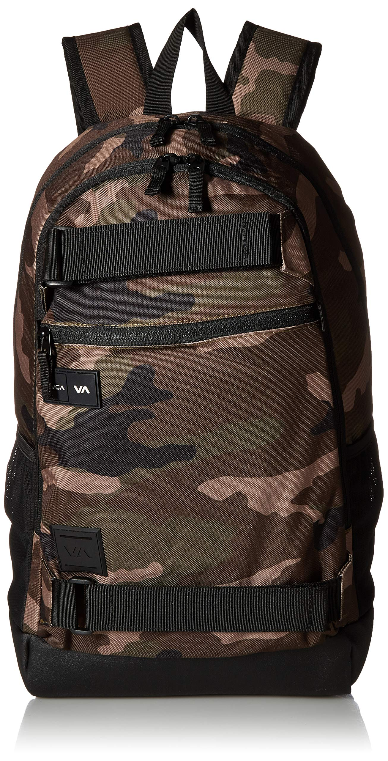 RVCA Men's Curb Skate Backpack, camo, ONE SIZE