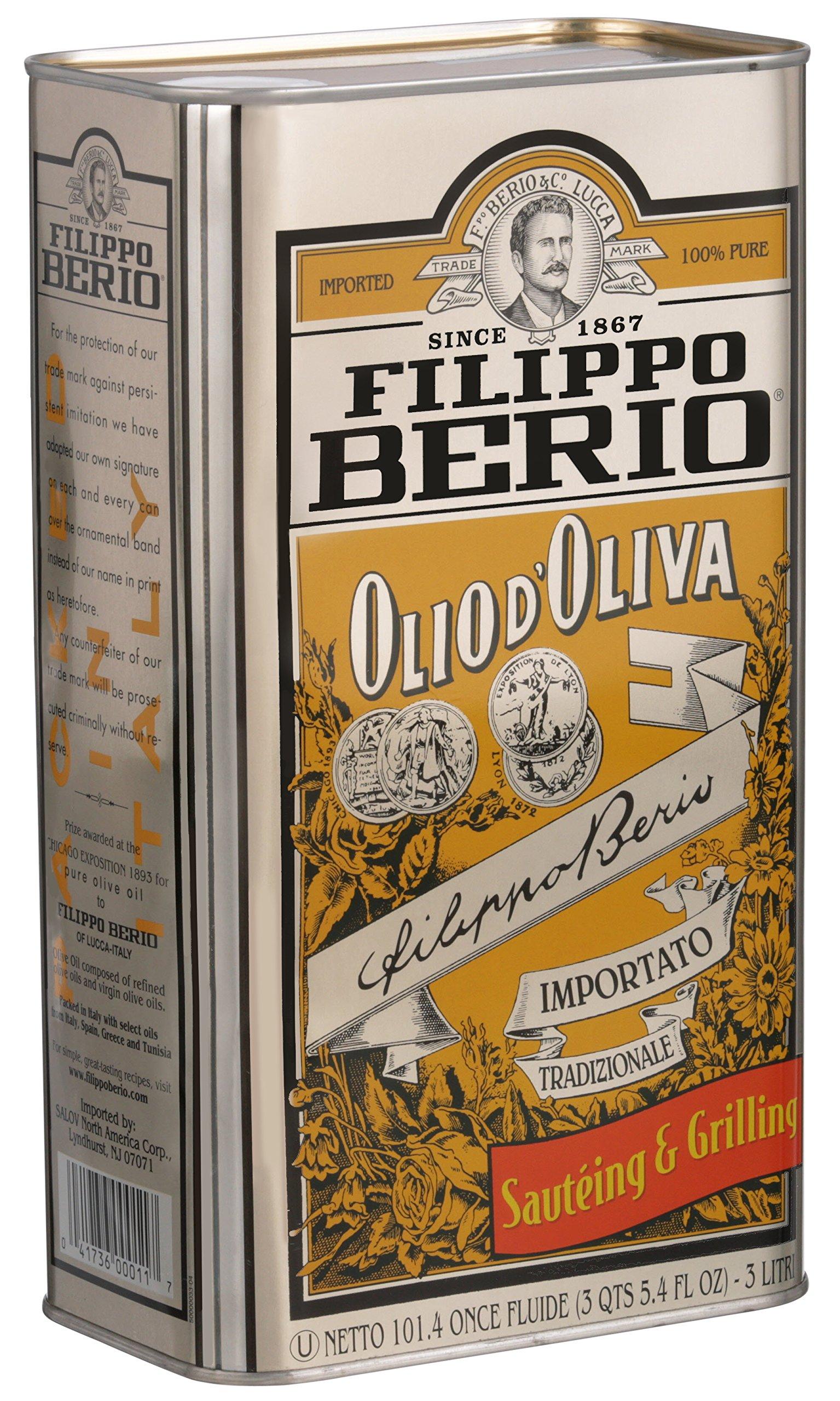 Filippo Berio Olive Oil, 101.4 Ounce by Filippo Berio (Image #3)