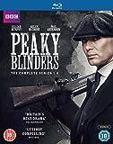 Peaky Blinders Series 1-4 Boxset BD [Blu-ray]