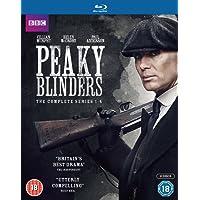 Peaky Blinders Series 1-4 [Blu-ray]