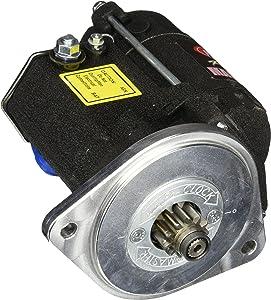 "Powermaster 9603 Str Master Infi-Clock Ford [SB] V8 All A/T w/157T/164T, M/T 157T Flyw 3/4"" Depth 14:1 Black Wrinkle"