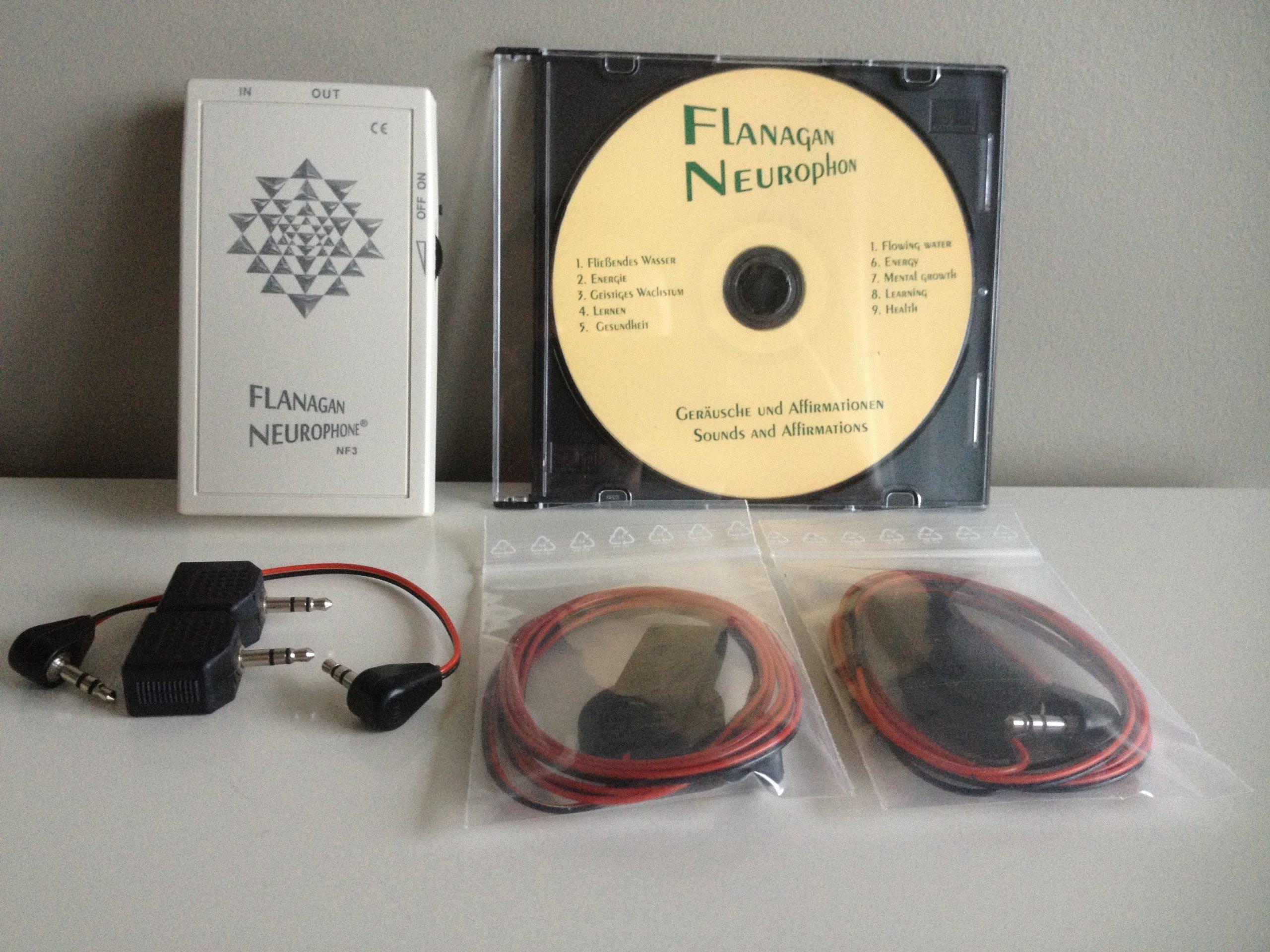 Neurophone NF3 By Patrick Flanagan
