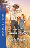 Six Weeks to Catch a Cowboy (Match Made in Haven Book 2642)