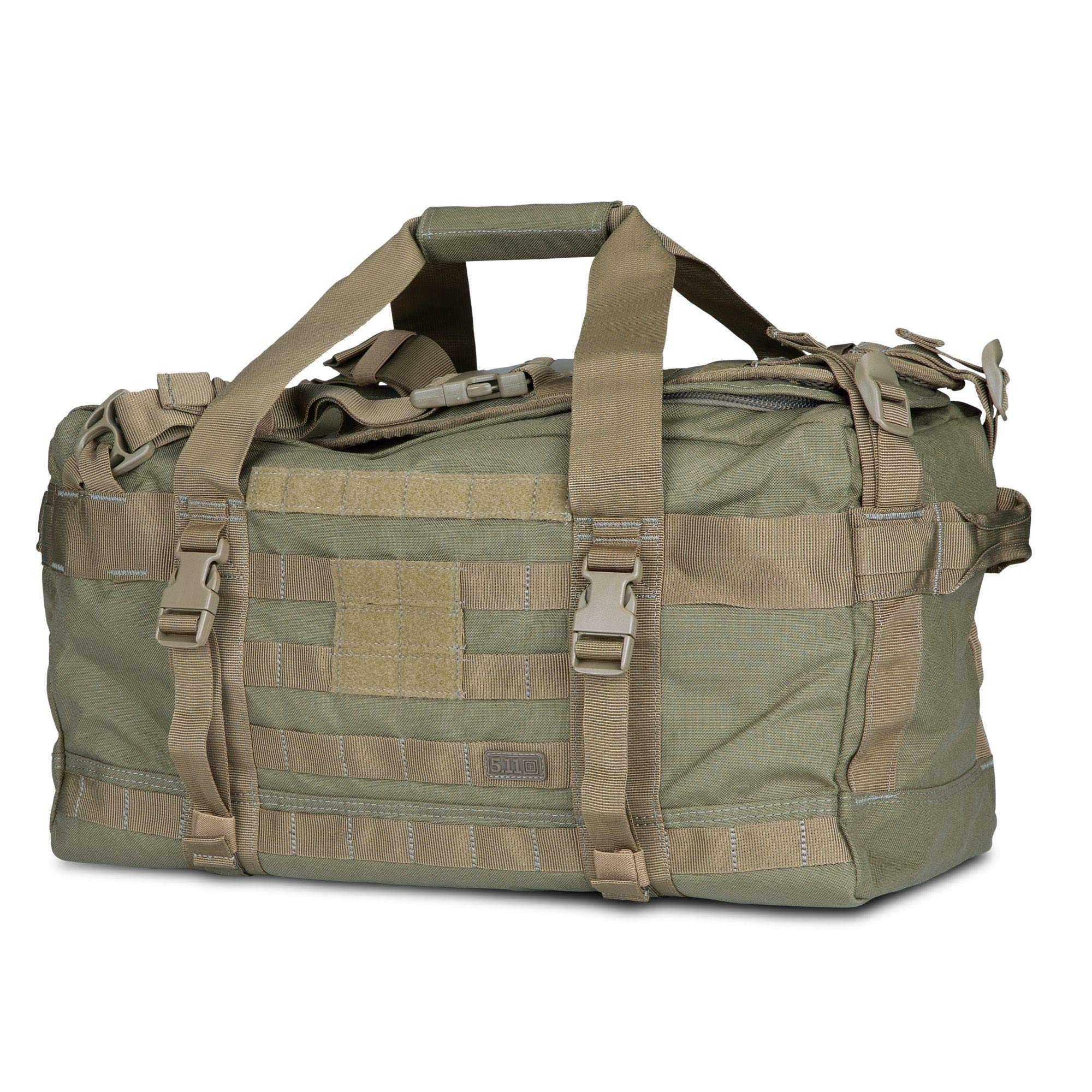 0eacf7711685 5.11 56293 Rush LBD Mike Molle Tactical Duffel Bag Backpack, Style ...