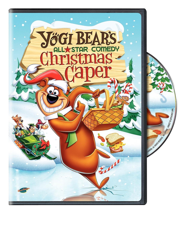 Amazon.com: Yogi Bear\'s All-Star Comedy Christmas Caper (plus bonus ...