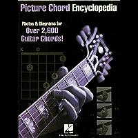 Picture Chord Encyclopedia: Photos & Diagrams for 2,600 Guitar Chords! book cover