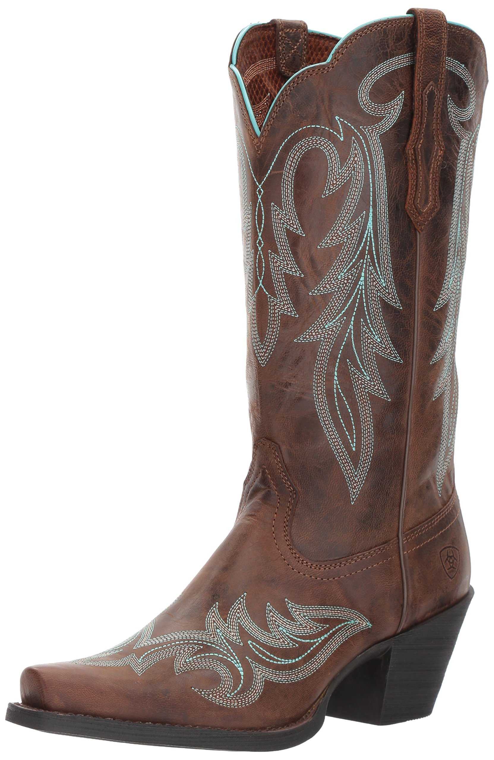 Ariat Women's Round up Renegade Work Boot, Barnwood, 8.5 B US by Ariat (Image #1)