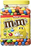 M&M'S Candies, Peanut Chocolate, 62 Ounce
