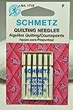 Schmetz Sewing Machine Quilting Needle by Schmetz