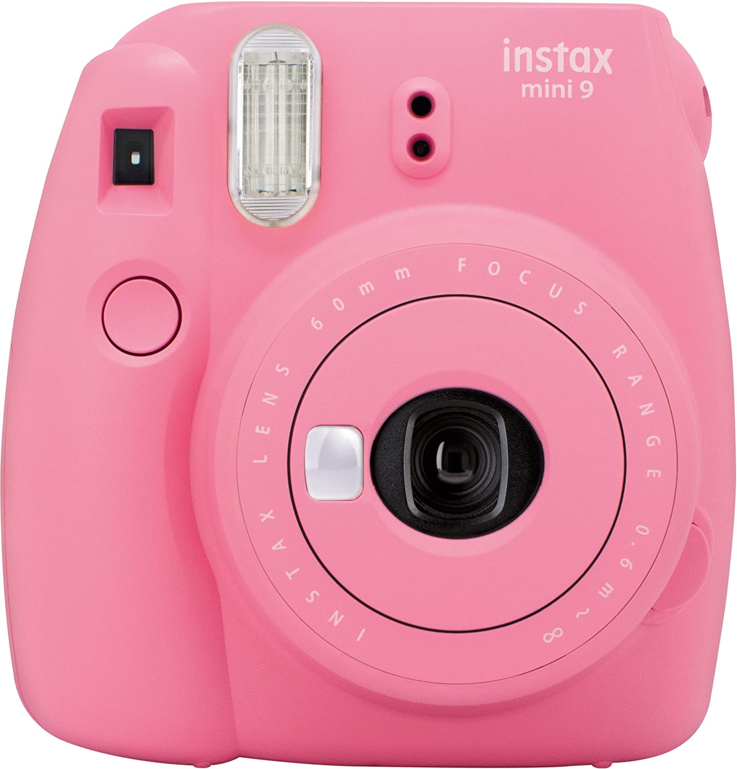 instax Mini 9 Camera - Flamingo Pink,16550538: Amazon.co.uk: Camera ...