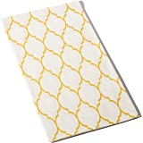Gold Moroccan Design Cloth Like Guest Towels,1/6 Fold, 17 inch x 12 inch, 100 units/pack By Echo Beach Products