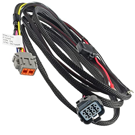 Amazon.com: 7ft Replacement Wiring Harness for NGK Powerdex ... on gopro harness, tein harness, racequip harness,