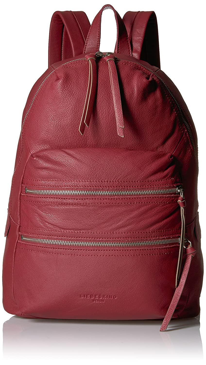 1460340719d4d Liebeskind Berlin Unisex Saku7b Leather Backpack  Amazon.co.uk  Shoes   Bags