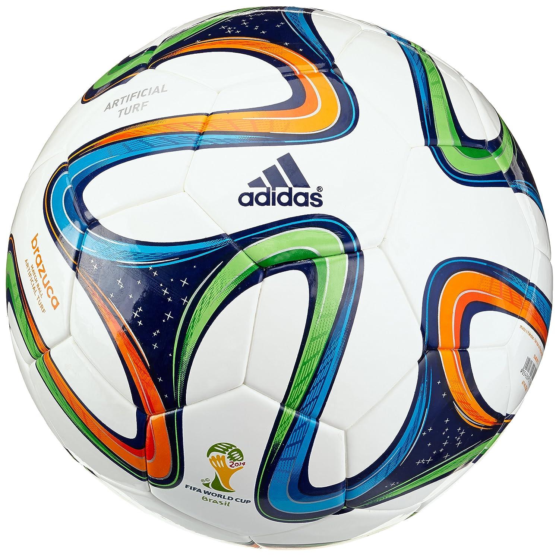 adidas Brazuca Artificial Turf Ball - Balón de fútbol de ...