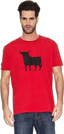 TORO Camiseta Rojo M: Amazon.es: Ropa y accesorios
