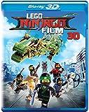 The LEGO Ninjago Movie [Blu-Ray]+[Blu-Ray 3D] [Region Free] (IMPORT) (Keine deutsche Version)