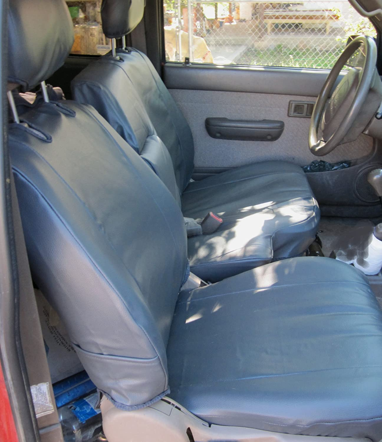 2004 Toyota Tacoma Seat Covers: 1997 Toyota Tacoma Bench Seat Covers
