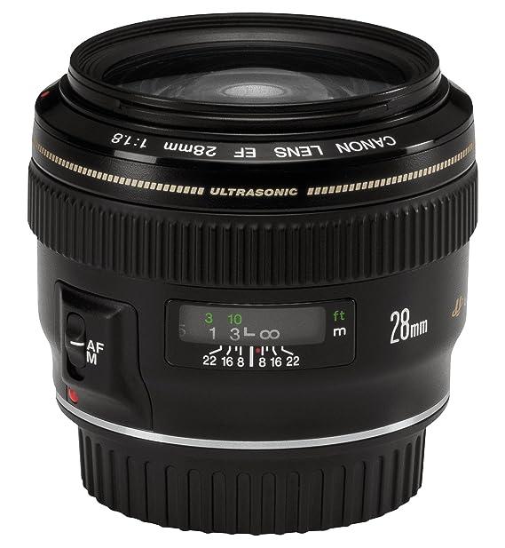 Review EF 28mm f/1.8 USM