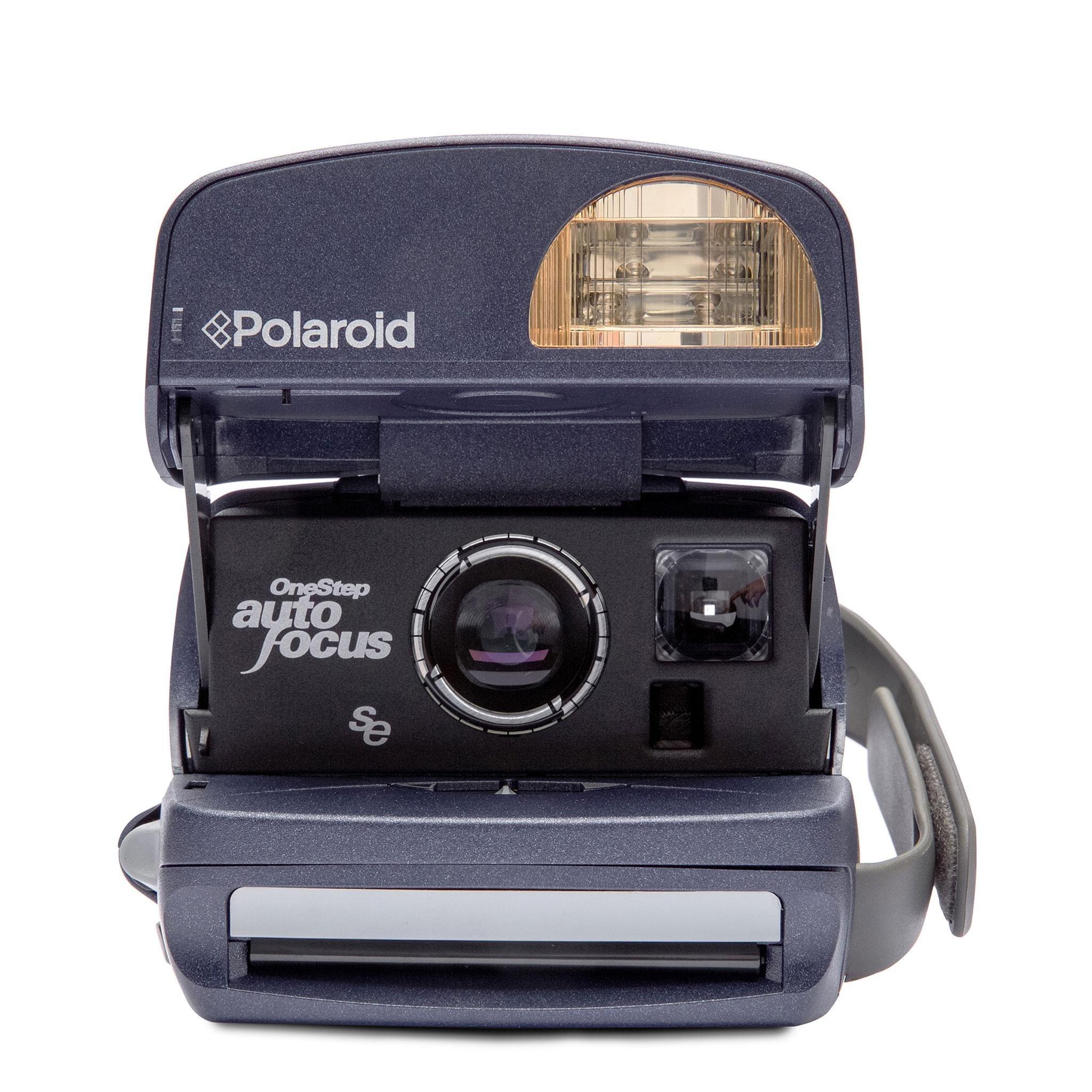 Polaroid Originals 4725 Polaroid 600 Camera, Express Blue by Polaroid Originals