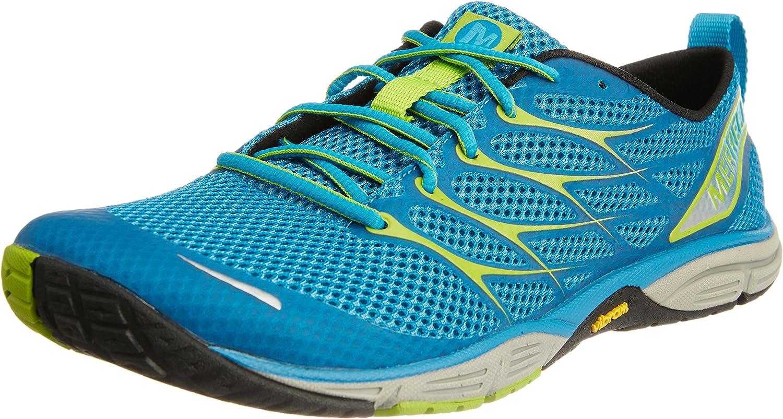 Merrell Road Glove Dash 3, Zapatillas de Running para Hombre, Azul ...