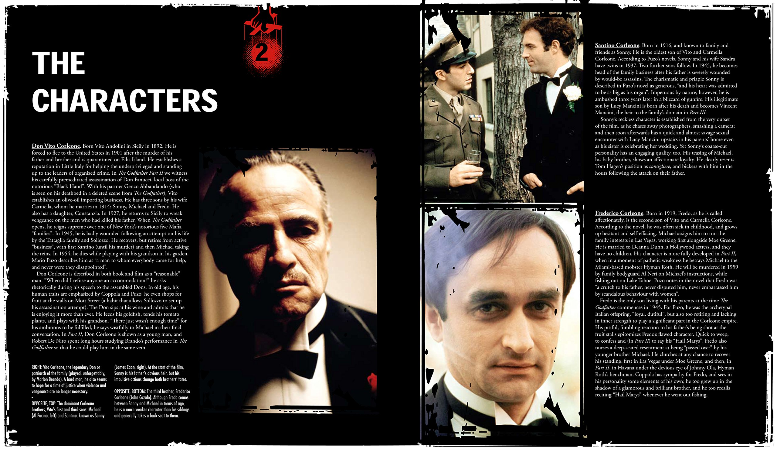 The Godfather: The Official Motion Picture Archives (Hardcover)