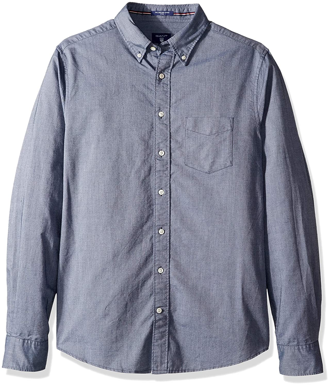 GANT Mens The Fitted Oxford Shirt