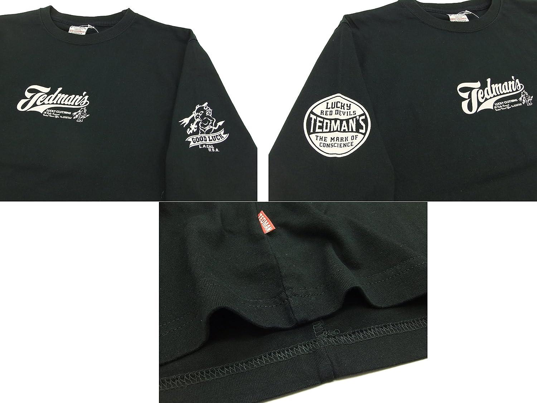 Tedman Mens 3//4 Sleeve T-Shirt TD7T-308 3//4 Tee