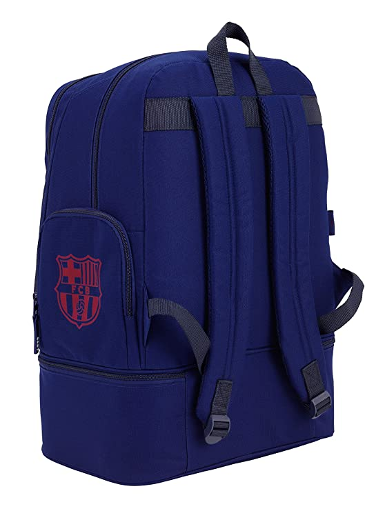 FC Barcelona Bolsa de Deporte, Mochila con zapatillero.: Amazon.es: Equipaje
