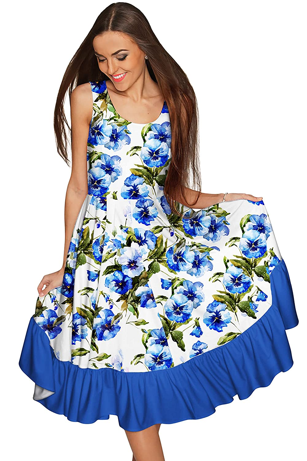 3533f92e27a Amazon.com  PineappleClothing Mother Daughter Dresses - Mommy   Me ...
