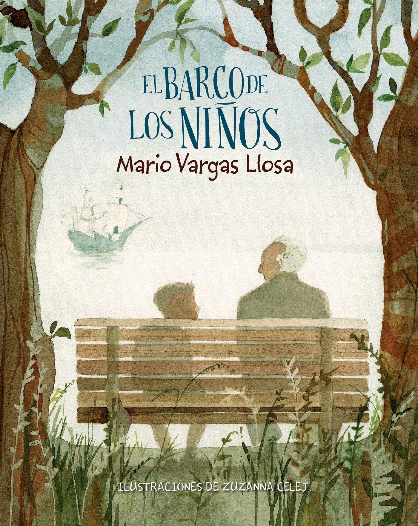 El barco de los niños (Spanish Edition)