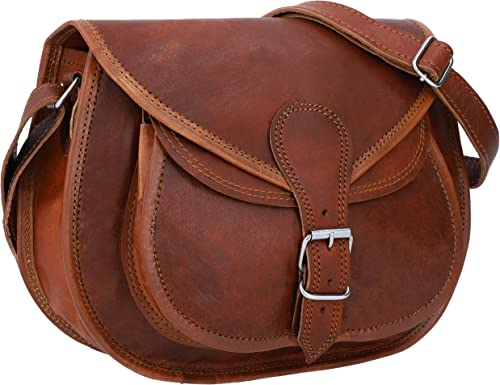 Gusti sac à bandoulière femme cuir - Evelyn sac à main cuir ...