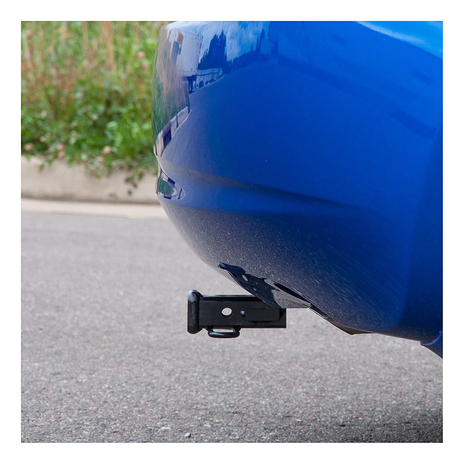 1-1//4-Inch Receiver  for Select Nissan Versa Note CURT 113783 Class 1 Trailer Hitch with Ball Mount