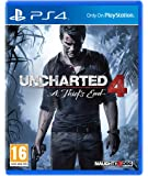 PS4UNCHARTED4 THIEF'S END (PS4)