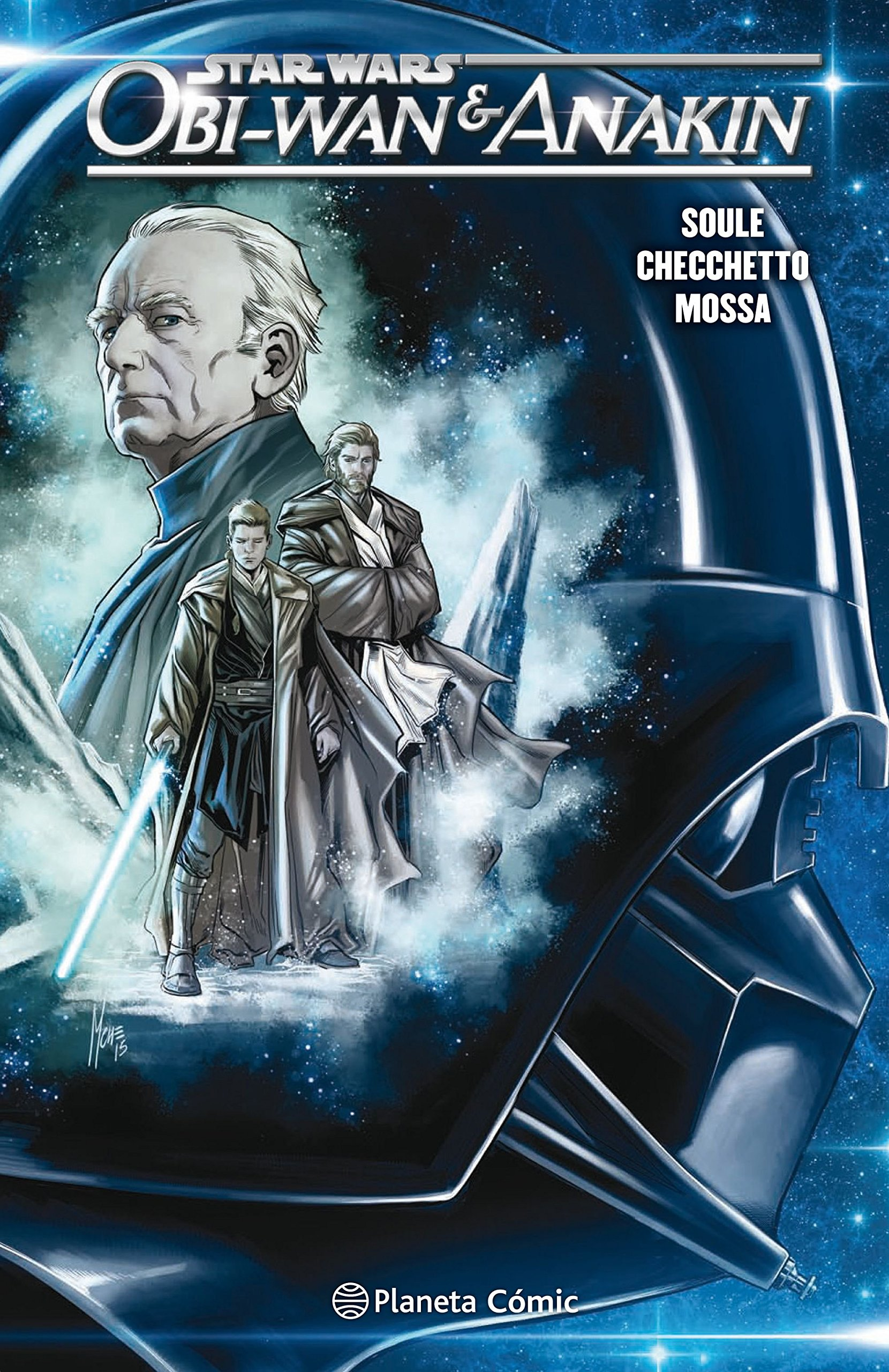 Star Wars Obi-Wan and Anakin (tomo recopilatorio) (Star Wars: Recopilatorios Marvel) Tapa dura – 30 oct 2018 Charles Soule Planeta DeAgostini Cómics 8491731393 Science fiction