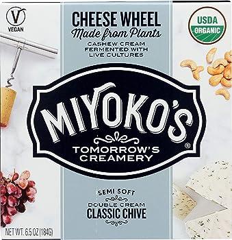 Miyoko's Creamery USDA Organic Vegan Cheese