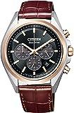 [シチズン]腕時計 ATTESA アテッサ エコ・ドライブ クロノグラフ CA4395-01E メンズ