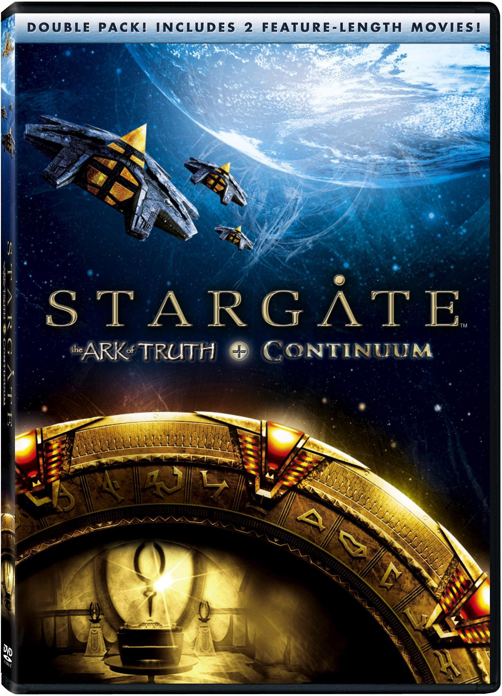 Stargate: The Ark of Truth / Stargate: Continuum Double Feature by TCFHE