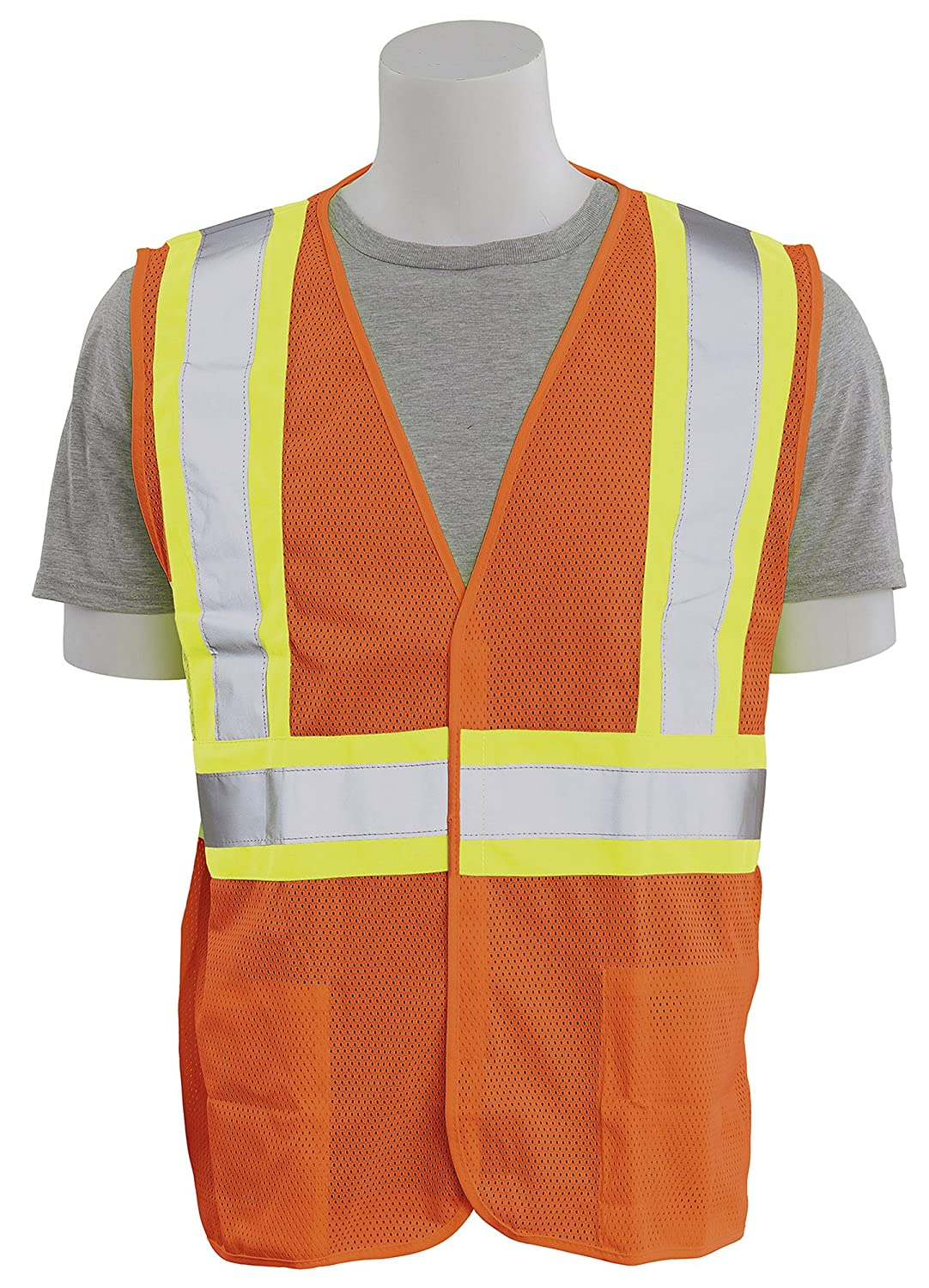 5X-Large Orange ERB 63513 S382T Tall Vest Class 2