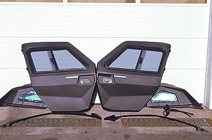 Can Am Commander 2014 u0026 up Full Doors #715001301 & Amazon.com: Can Am Commander 2014 u0026 up Full Doors #715001301: Automotive